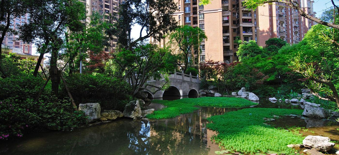 锦绣园公司打造的部分景观工程项目