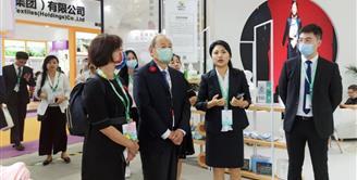 创新挖掘内需 为美好生活而来!雷竞技上海国际纱线展引关注