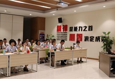 雷竞技官网手机版公司党委副书记胡裕刚深入基层讲党课