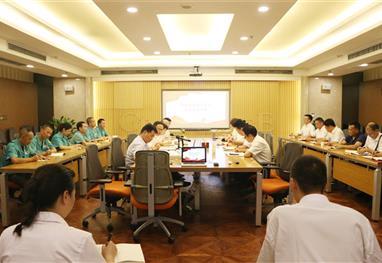 雷竞技官网手机版公司党委委员、副董事长熊泽逊深入基层讲党课